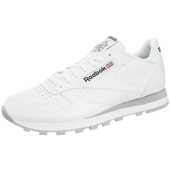 Reebok Classic Classic Classic Leather Bianco o Nero Uomo Donna  Fashion Scarpe da ginnastica Scarpe da lavoro bef8db