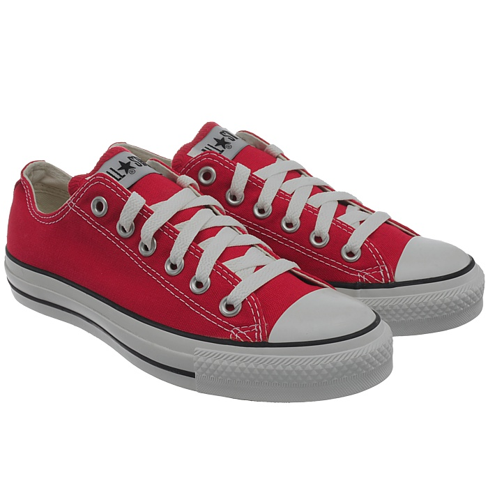 Converse-All-Star-Ox-Chuck-Low-Top-culto-sneakers-casual-nuevo-Canvas miniatura 8