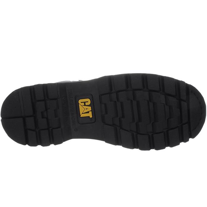 Caterpillar-Colorado-Noir-Marron-Beige-Messieurs-Cuir-Boots-Bottes-6-Couleurs-Neuf miniature 13