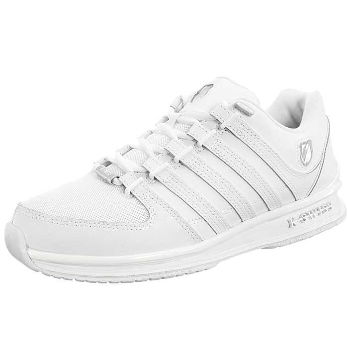 Kswiss Arvee Rinzler Mens Trainers Lace Up Leather Low Top Sneakers Size 6-12