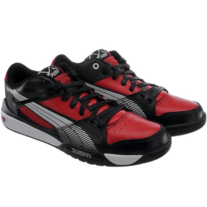 puma rote schuhe, Puma Ducati Hyper 2 Herren Boots