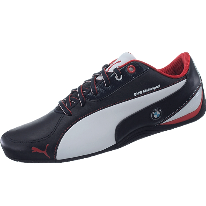 buy online 28b91 d2a7a The PUMA Drift Cat 5 in the BMW-Edition is the update of the classic  motorsport silhouette for your new style! Made of genuine leather with BMW  propeller ...