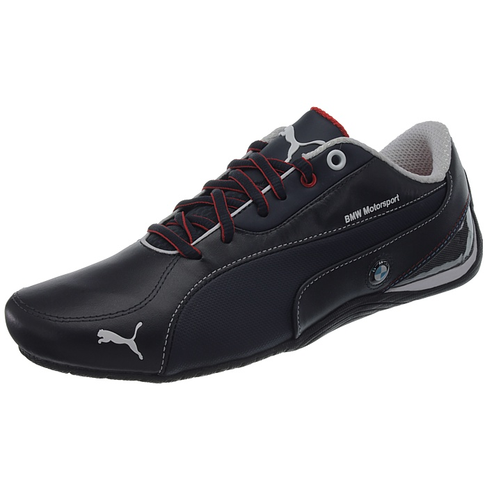 The PUMA Drift Cat 5 in the BMW-Edition is the update of the classic  motorsport silhouette for your new style! Made of genuine leather with BMW  propeller ... d9524b775f7