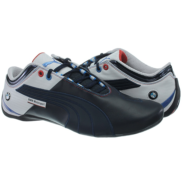 puma bmw ms future cat m1 2 men 39 s sneakers blue or white. Black Bedroom Furniture Sets. Home Design Ideas