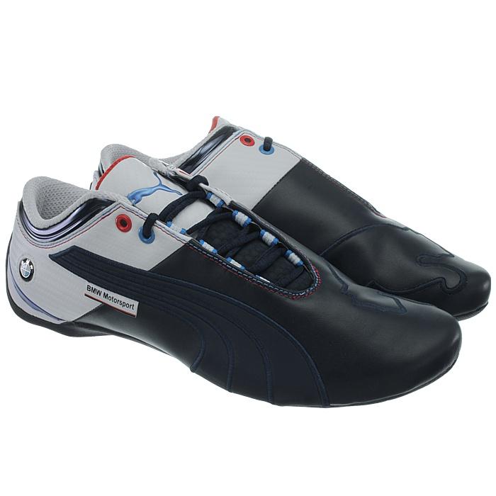 Details zu Puma BMW MS Future Cat M1 2 Herren Sneaker blau oder weiß Freizeitschuhe NEU