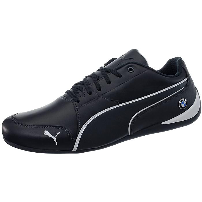 puma drift cat 7 bmw schwarz blau herren fashion sneakers. Black Bedroom Furniture Sets. Home Design Ideas