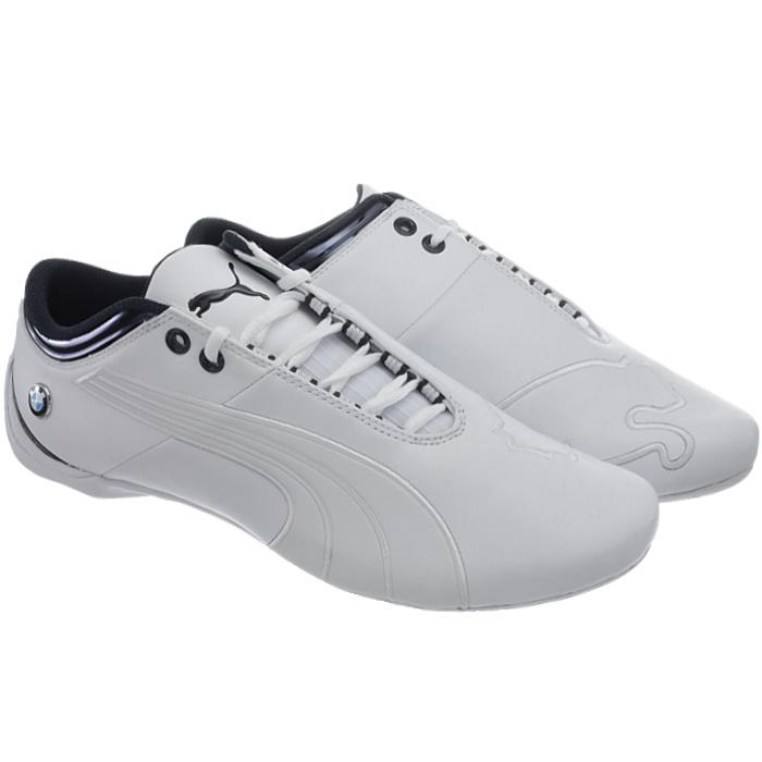 Men's White Bmw Ms Future Cat Sneaker