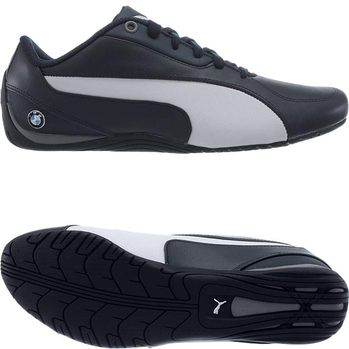 PUMA Drift Cat 5 Sneakers BMW Herren Freizeitschuhe weiß/blau BMW-Edition Sneakers 5 NEU 8d032f