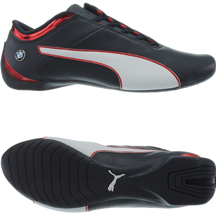 Details about Puma BMW MS Future Cat m1 2 Mens Sneaker Blue or White Casual Shoes New show original title