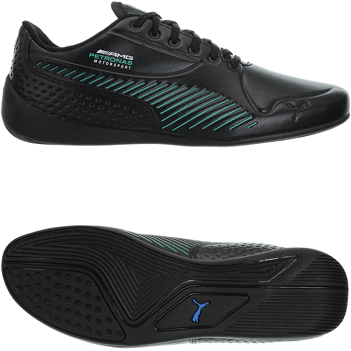 Details about Puma Mercedes AMG Petronas Drift Cat 7S Ultra black men's  low-top sneakers NEW