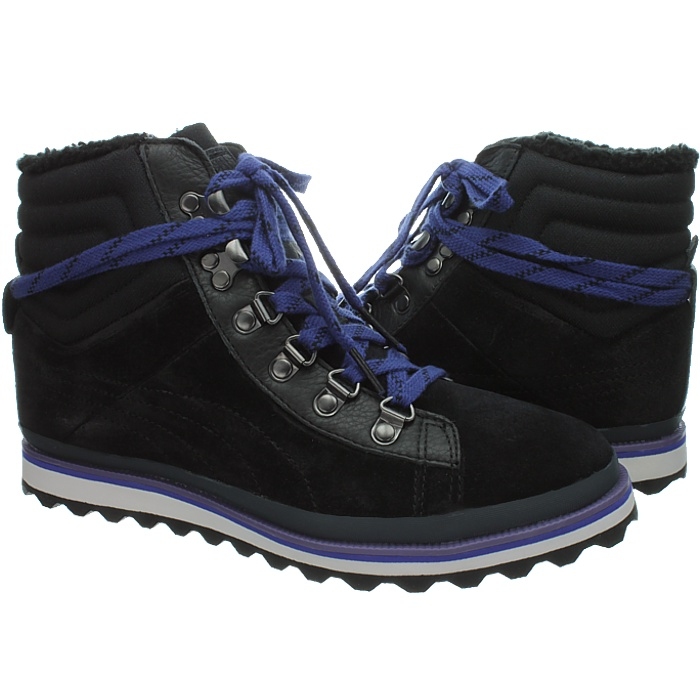 13271caf3e3 PUMA City Snow Boot s Women Leather Winter BOOTS Black UK 4. About this  product. Picture 1 of 5  Picture 2 of 5  Picture 3 of 5 ...
