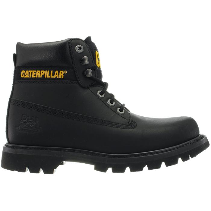 Caterpillar-Colorado-Noir-Marron-Beige-Messieurs-Cuir-Boots-Bottes-6-Couleurs-Neuf miniature 26