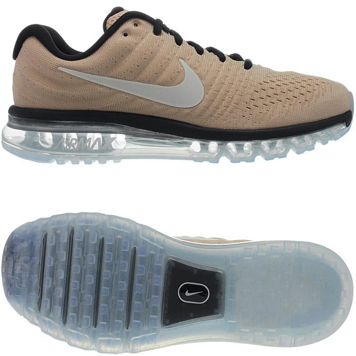 Nike Air Max 2018 homme chaussures fonctionnement  chaussures homme   Blanc /beige/gray fonctionnement fitness Baskets 5e4a37