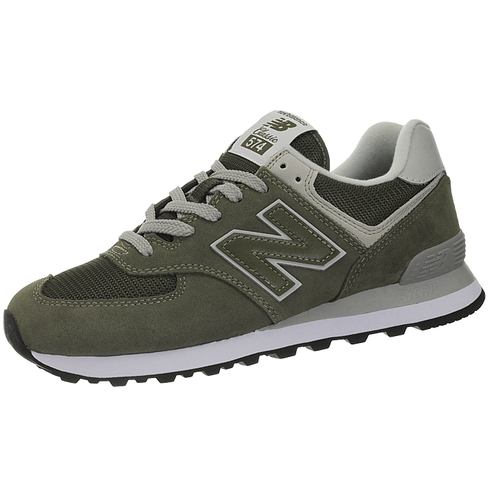 New-Balance-ml574-Classic-574-Hommes-Daim-Low-top-Baskets-RARE-NEUF miniature 41