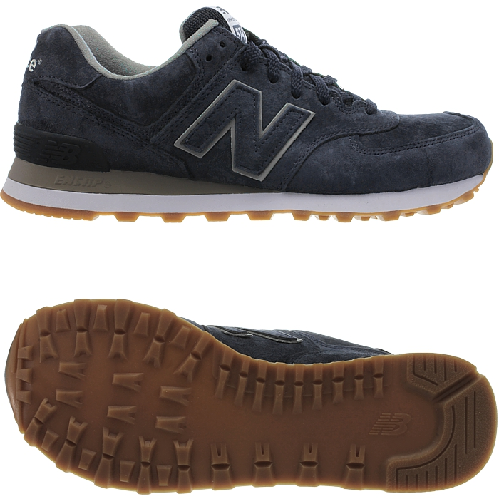 new balance ml574 mens casual shoes