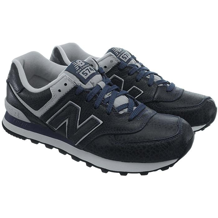 New Balance Fashion ML574 Leather Herren Vollleder Fashion Balance Sneakers Schuhe 3 Farben e5a612