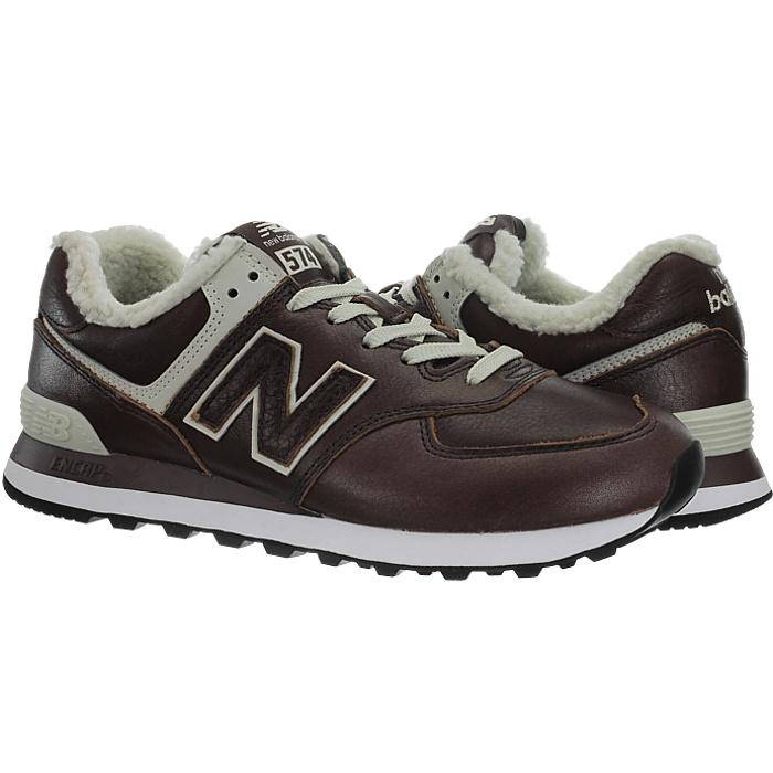 thumbnail 18 - New Balance ML574 warm winter Sneaker Fleece Fur Lining 574 Men's Shoes NEW