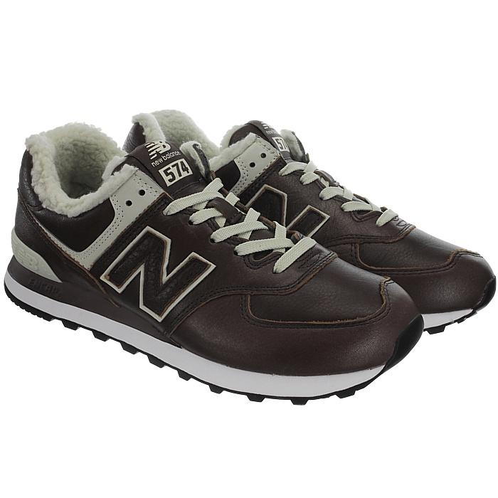 thumbnail 19 - New Balance ML574 warm winter Sneaker Fleece Fur Lining 574 Men's Shoes NEW