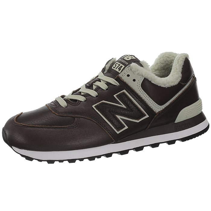 thumbnail 20 - New Balance ML574 warm winter Sneaker Fleece Fur Lining 574 Men's Shoes NEW