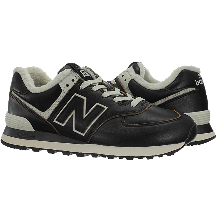 thumbnail 10 - New Balance ML574 warm winter Sneaker Fleece Fur Lining 574 Men's Shoes NEW