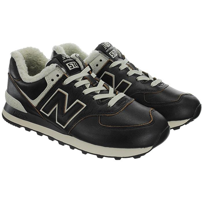thumbnail 11 - New Balance ML574 warm winter Sneaker Fleece Fur Lining 574 Men's Shoes NEW