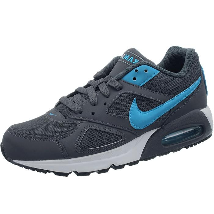 Nike-Air-Max-Ivo-WMNS-schwarz-od-grau-Damen-Fashion-Schuhe-LifeStyle-Sneaker-Neu Indexbild 5