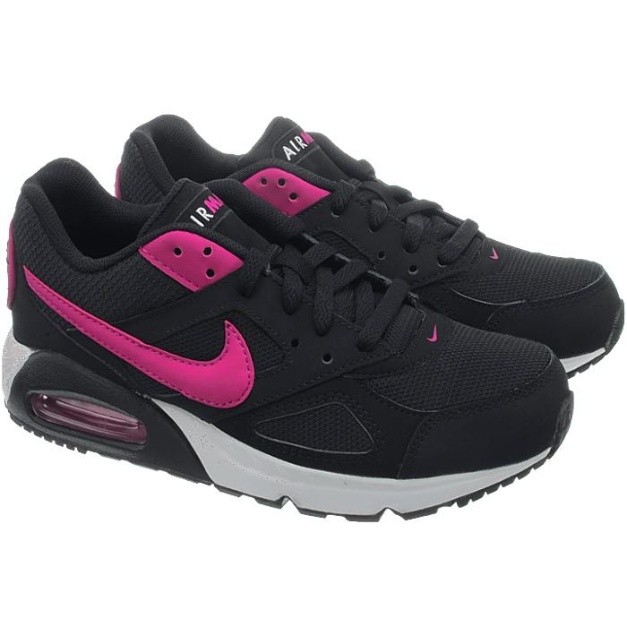 Nike-Air-Max-Ivo-WMNS-schwarz-od-grau-Damen-Fashion-Schuhe-LifeStyle-Sneaker-Neu Indexbild 8