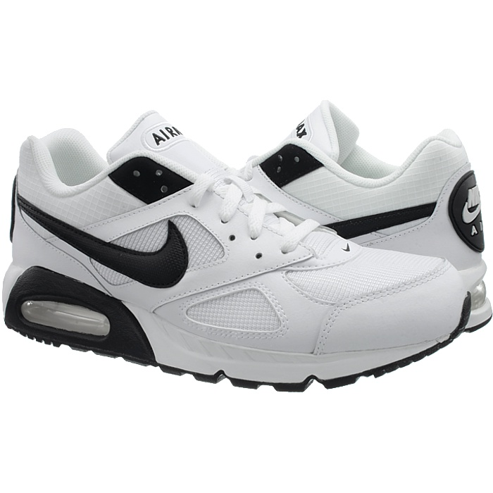 1835190086f6 Nike Air Max Ivo men s sneakers white black casual shoes trainers ...