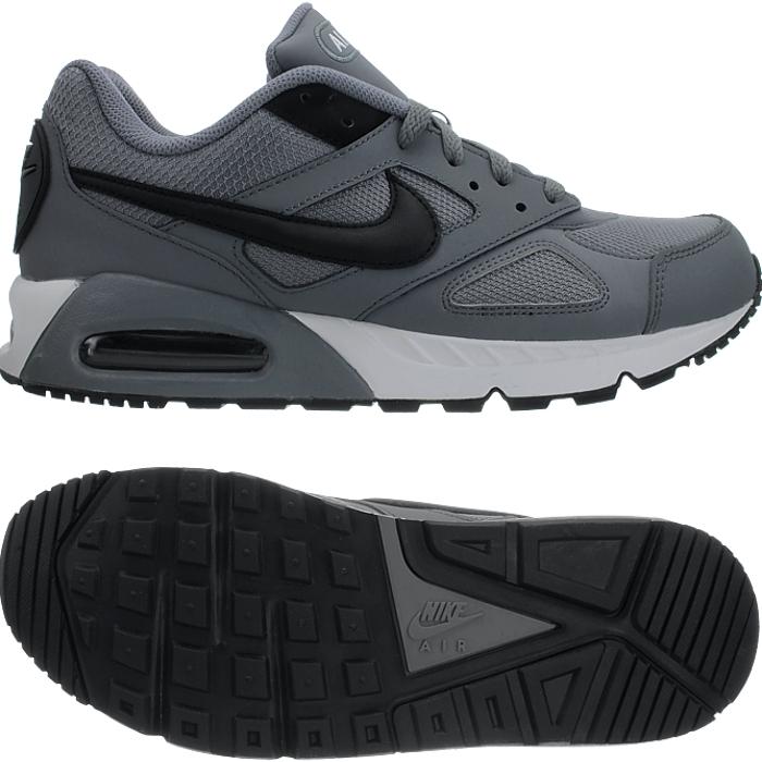 Nike Air Air Air Max Ivo Herren Lifestyle Fashion Sneaker Schuhe 2 Farben grau od. weiß e2cf1c