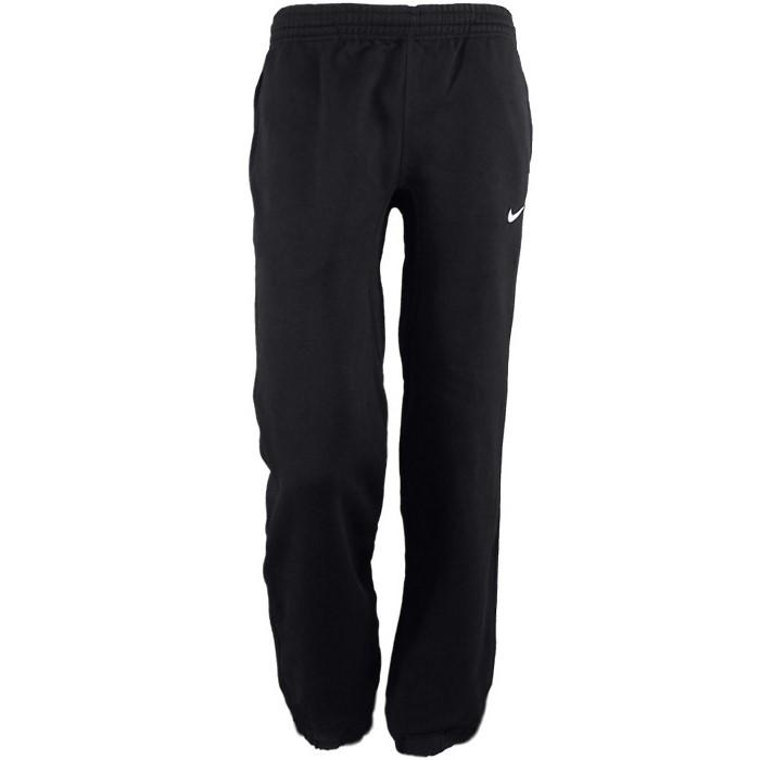 nike club cuffed pant herren fleece jogginghose schwarz. Black Bedroom Furniture Sets. Home Design Ideas