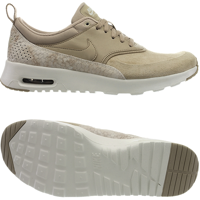 Nike Air Max 90 Thea Ult PRM NEU Damen low-top Sneakers Freizeitschuhe NEU PRM b527f4