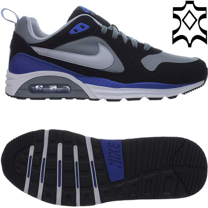 5b6b200fc6749 Details about Nike AIR MAX TRAX LEATHER men's casual shoes athletic  sneakers leather NEW