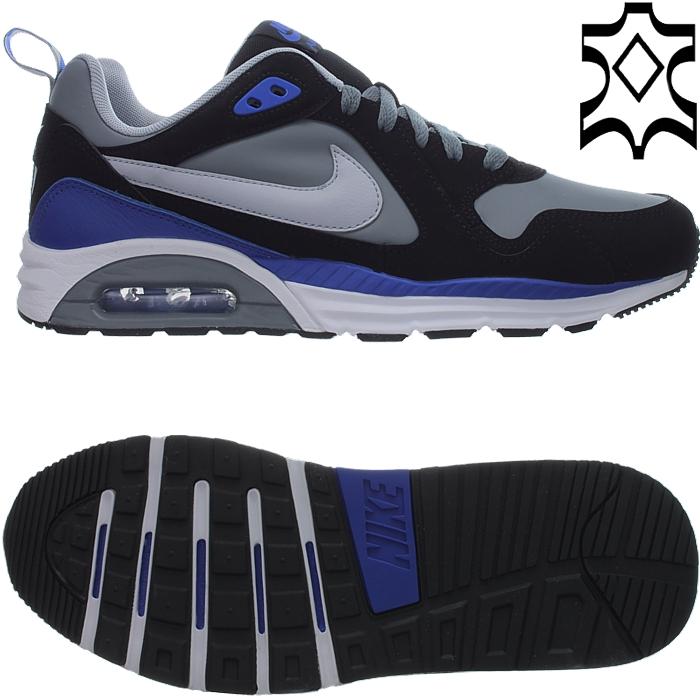 Details zu Nike AIR MAX TRAX LEATHER Herren LifeStyle Sneaker FreizeitSchuhe Leder NEU OVP