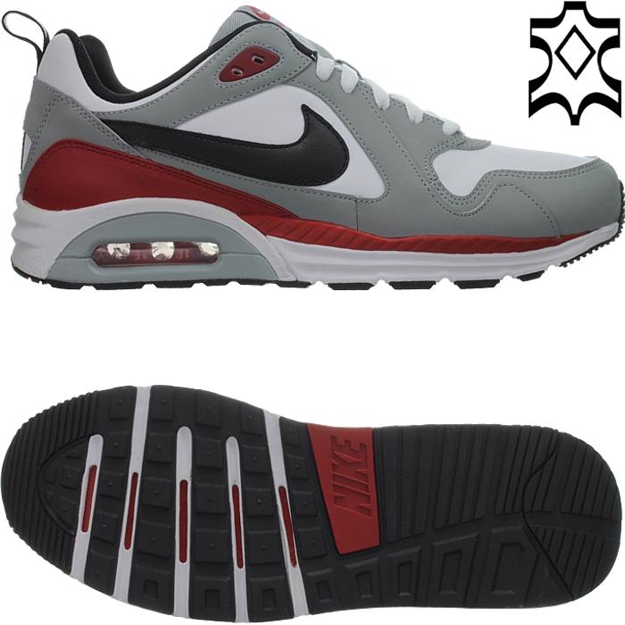super popular bd56b ec974 Nike Air Max Trax Leather