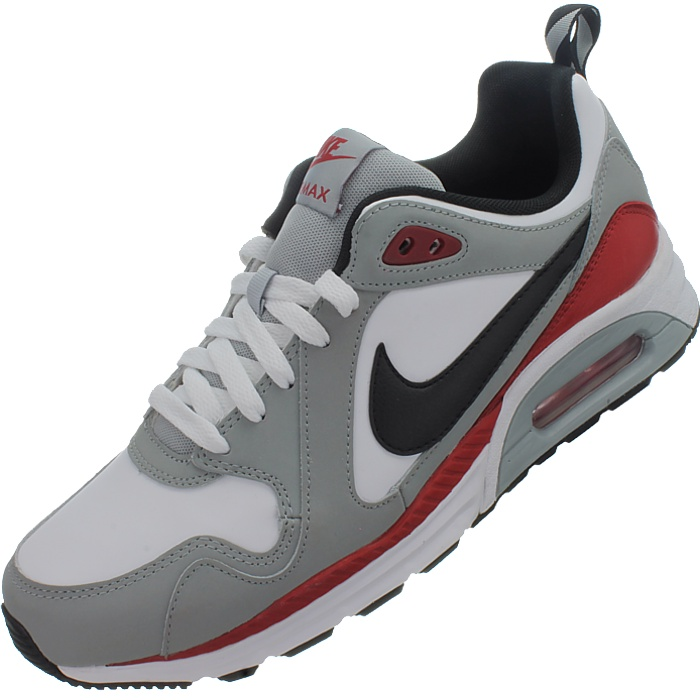 Nike Air Max TRAX Black Casual Shoes  Men