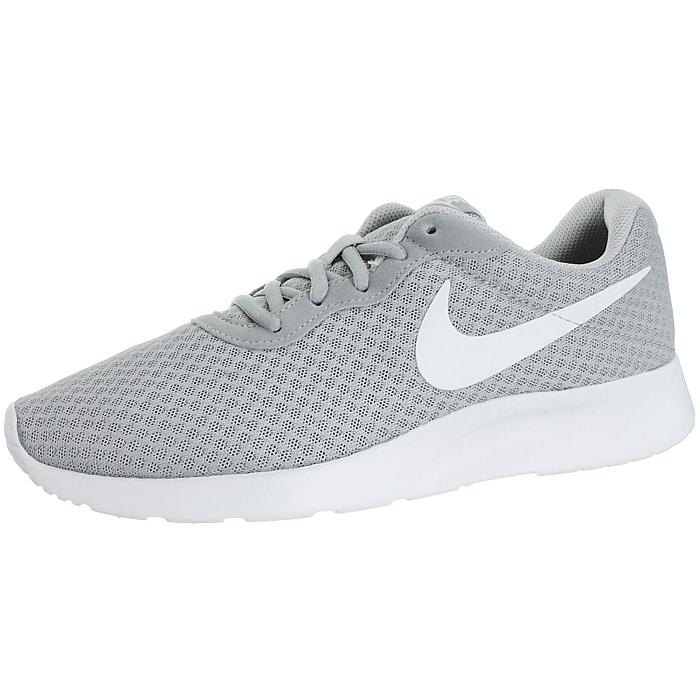 Nike Tanjun Premium SE Herren Schuhe schwarz grau weiß Sport