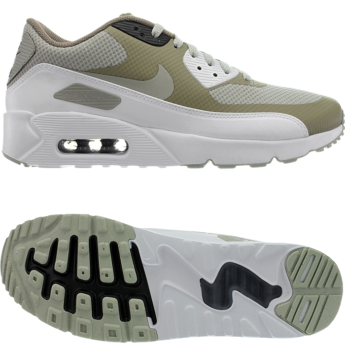 brand new 0c79f 355ed Details about Nike Air Max 90 Ultra 2.0 Essential men s low-top sneakers  beige khaki NEW