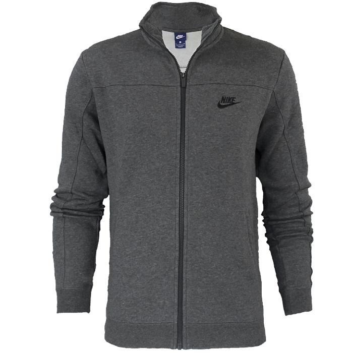 nike sportswear fleece herren trainingsanzug weinrot grau. Black Bedroom Furniture Sets. Home Design Ideas