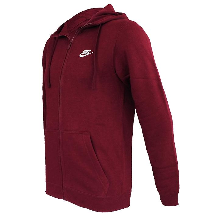 Dettagli su NIKE Sportswear FULLZIP Hoodie Uomo con Cappuccio Pullover Nero Grigio Hoodie Nuovo mostra il titolo originale
