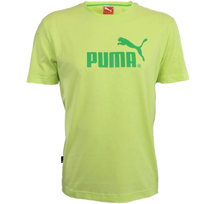 Puma Large No. 1 Herren T Shirt Basic mit Logo 8 Farben