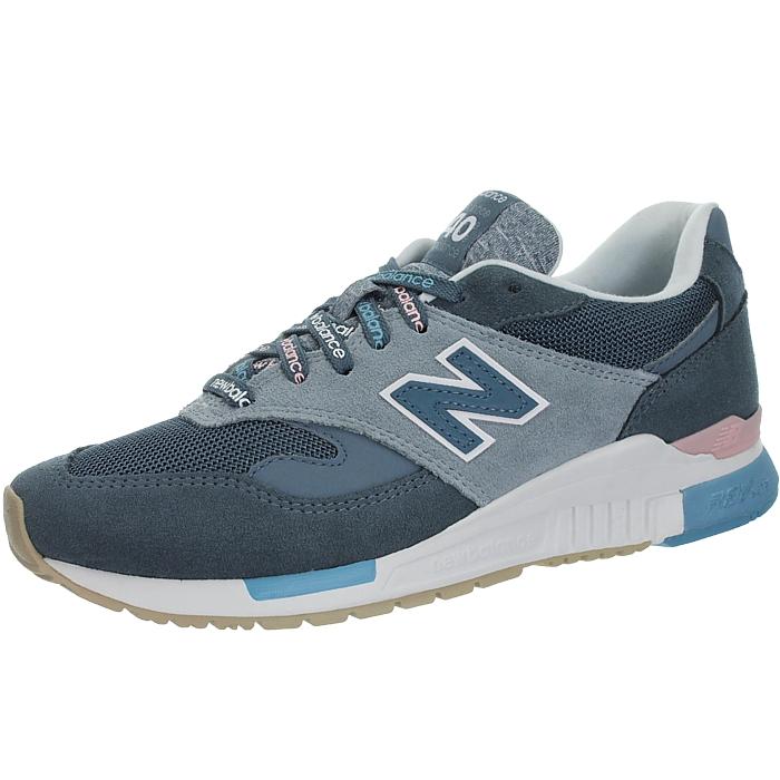 Details zu New Balance WL840RTC Classic blau pink Damen Wildleder low top Sneakers NEU
