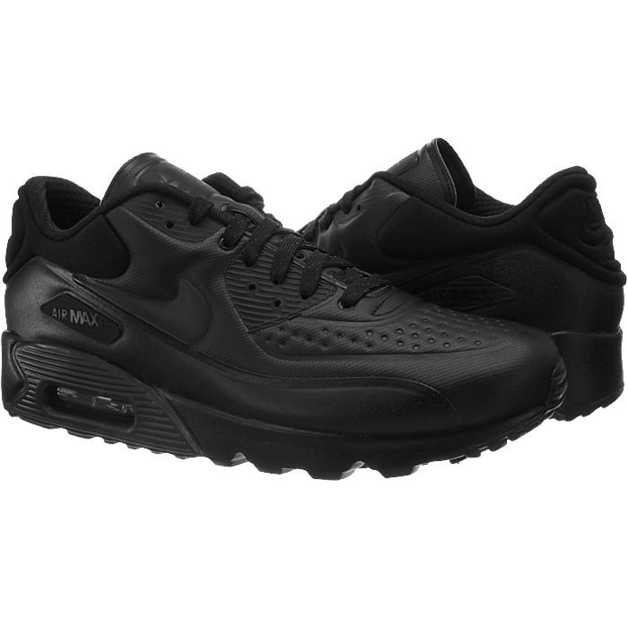 Unisex Nike Air Max 90 Ultra SE Premium Shoes Black Metallic Hematite