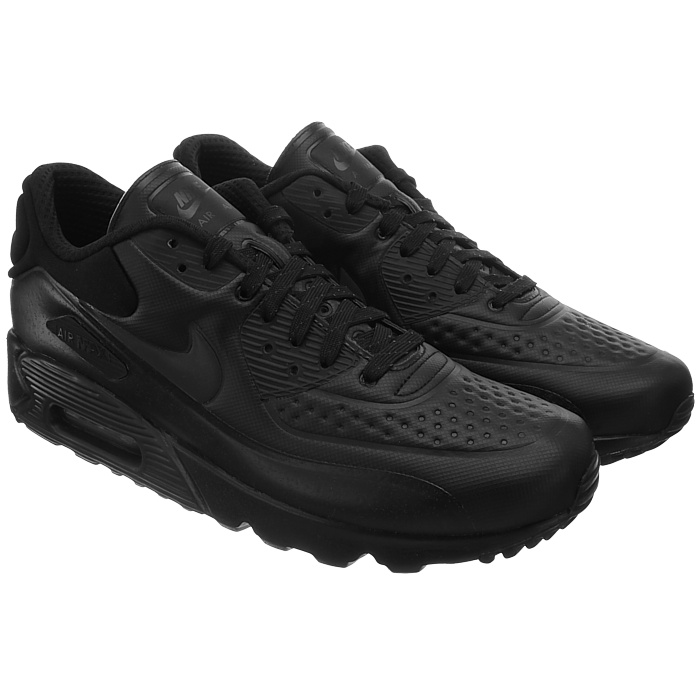 Details about Nike AIR MAX 90 ULTRA SE PREMIUM black Men's Shoes Special Edition rare Sneakers