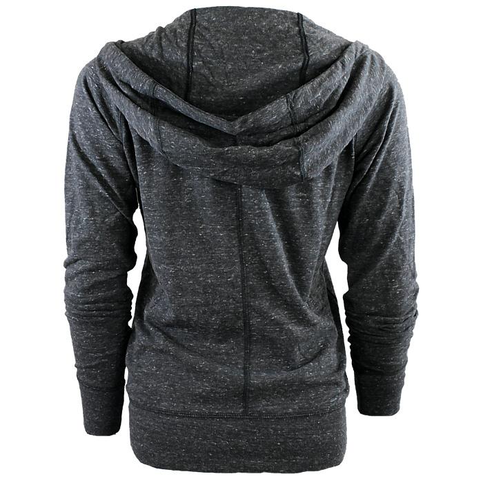 Nike Damen Freizeit Trend Hoodie Kapuzen-Pullover-Kleid W NSW Air Hoodie pink