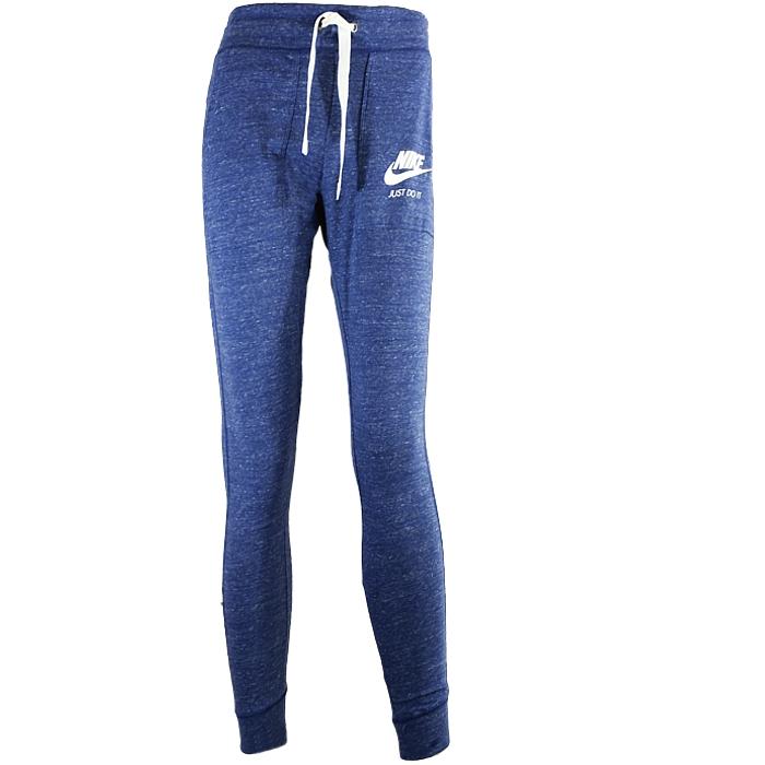 NIKE NSW Gym VNTG VNTG VNTG pant donna Pantaloni Sportivi Antracite Blu Jogging Allenamento Pantaloni Nuovo 61a521