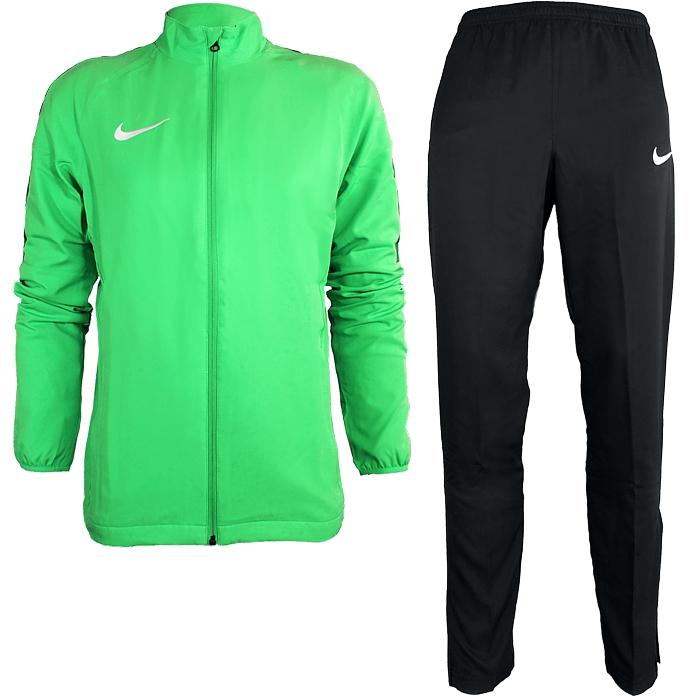 Nike-Academy-18-Trainingsanzug-Herren-Polyesteranzug-Sport-Fitness-Fussball Indexbild 13