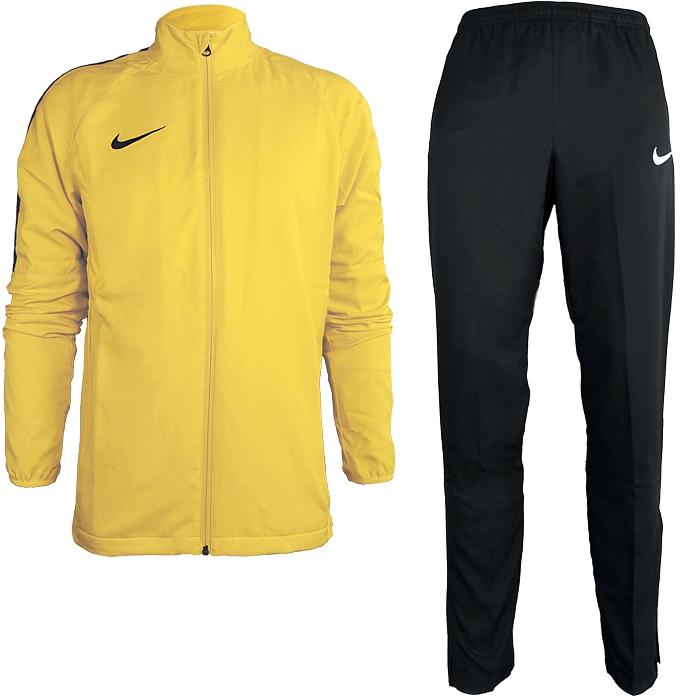 Nike-Academy-18-Trainingsanzug-Herren-Polyesteranzug-Sport-Fitness-Fussball Indexbild 9