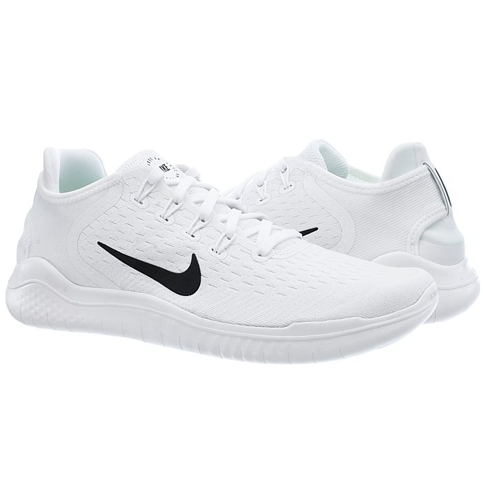 best website new york get online Details about Nike Free RN 2018 men's running shoes white gray training  jogging NEW