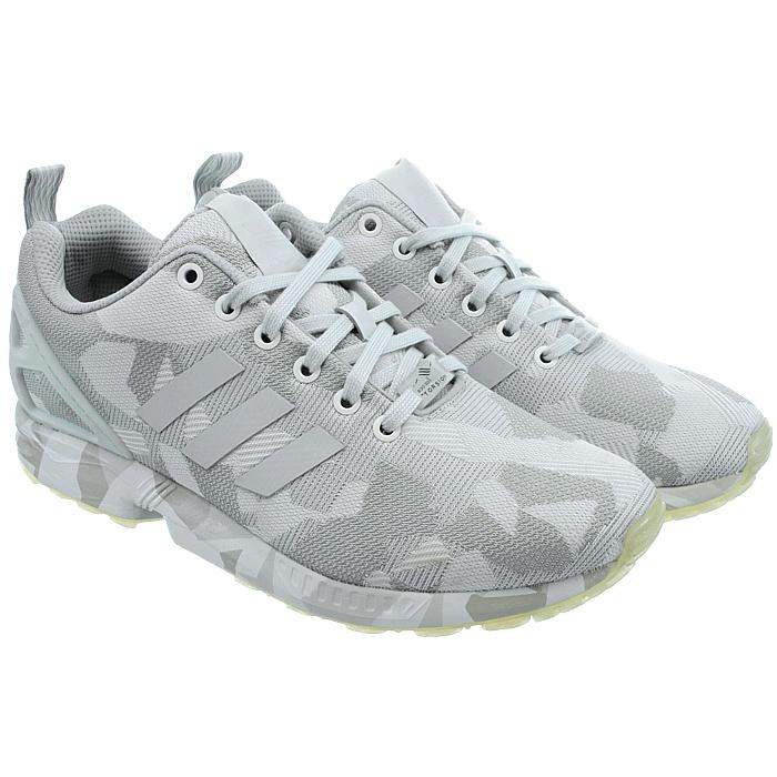 88b7775234a1c Dettagli su ADIDAS Zx Flux Uomo Low-Top Sneakers per il Tempo Libero Scarpe  Da Ginnastica Mesh NUOVO- mostra il titolo originale