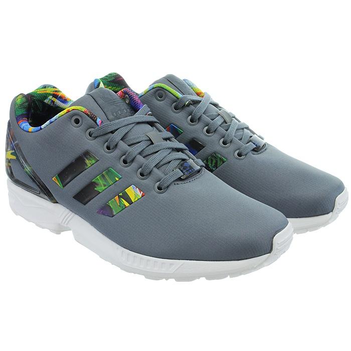 Sneakers Zx Scarpe Sneakers New da basse uomo Adidas Mesh Flux casual Epw1q4nf